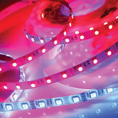 Гибкая светодиодная лента, герметичная Led линейка, модули